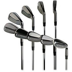 Dynacraft Men's Prophet Tour Left-handed 8-piece Iron Set