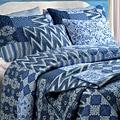 Santorini 5-piece Quilt Bonus Set
