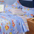 Aquarius 3-piece Quilt Set