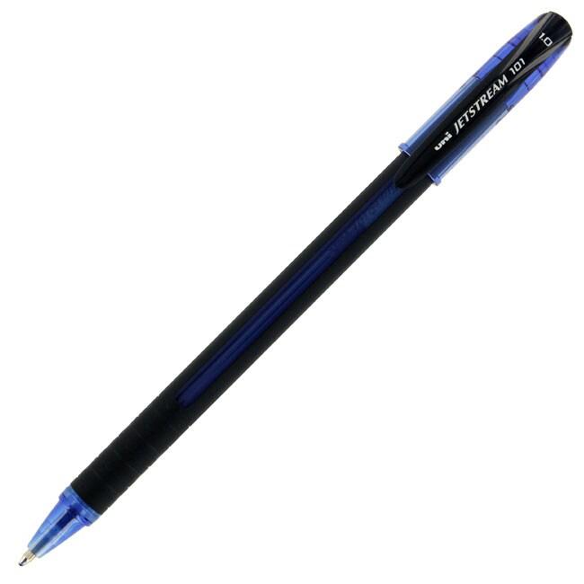 Uni-Ball Jetstream 101 Rollerball Pen (Pack of 12)