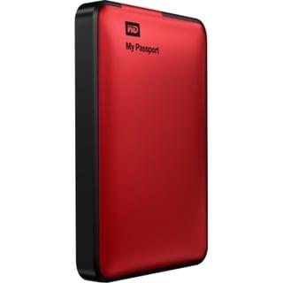 WD My Passport Essential WDBKXH5000ARD 500 GB External Hard Drive
