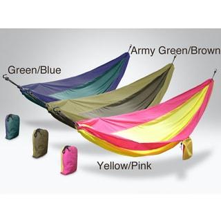 Portable Parachute Nylon Silk Hammock