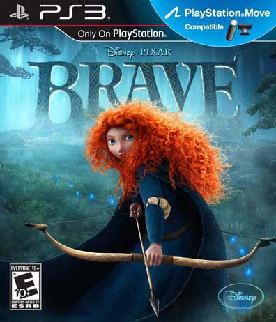 PS3 - Brave