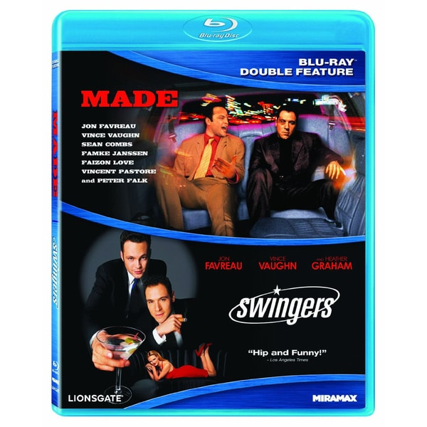Swingers/Made (Blu-ray Disc) 8930564