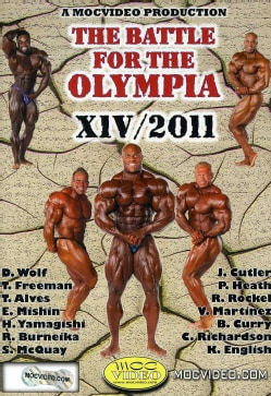 Battle For The Olympia 2011 Bodybuilding (DVD)