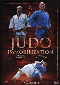 Judo Immobilisation Techniques: Vol. 1 (DVD)