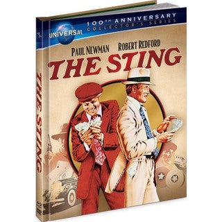 The Sting DigiBook (Blu-ray/DVD)