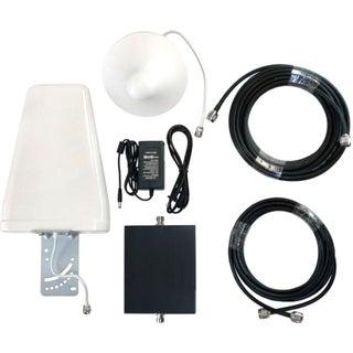 Premiertek 850 / 1900MHz Dual Band Cellular Signal Amplifier Kit for