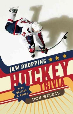 Jaw Dropping Hockey Trivia (Paperback)