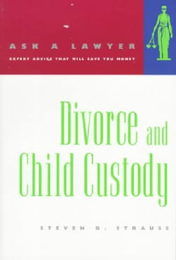 Divorce and Child Custody (Paperback)