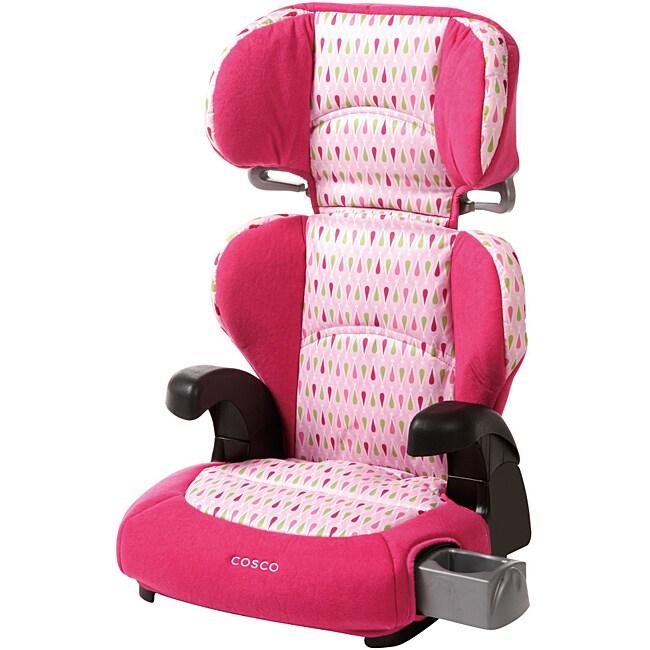Cosco Pronto Booster Car Seat in Teardrop