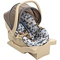 Safety 1st Comfy Carry Elite Infant Car Seat in Droplet Tan