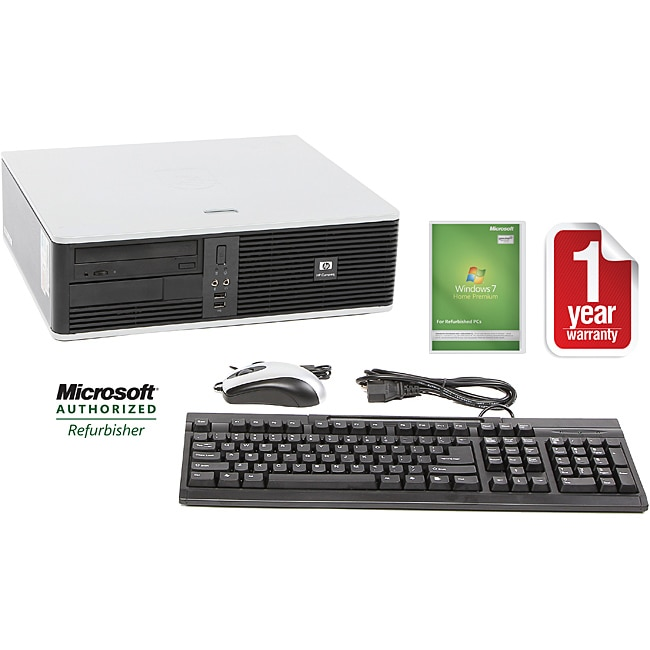 HP DC5700 2.8GHz 160GB SFF Computer (Refurbished)