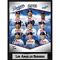2011 Los Angeles Dodgers 9x12 Stat Plaque
