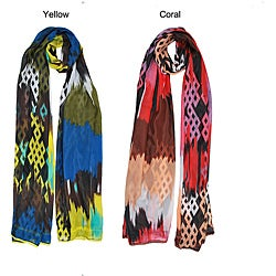 Women's Ikkat Scarf (India)