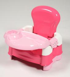 Safety 1st Sit, Snack and Go 5-mode Booster in Pink
