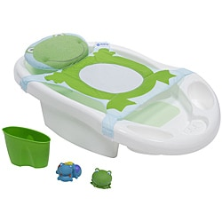 Safety 1st Deluxe Funtime Froggy Contoured Bath Center
