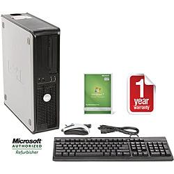 Dell OptiPlex 755 2.33GHz 250GB DT Computer (Refurbished)