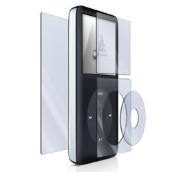 BasAcc 4-LCD Screen Protector Kit for Apple iPod Classic