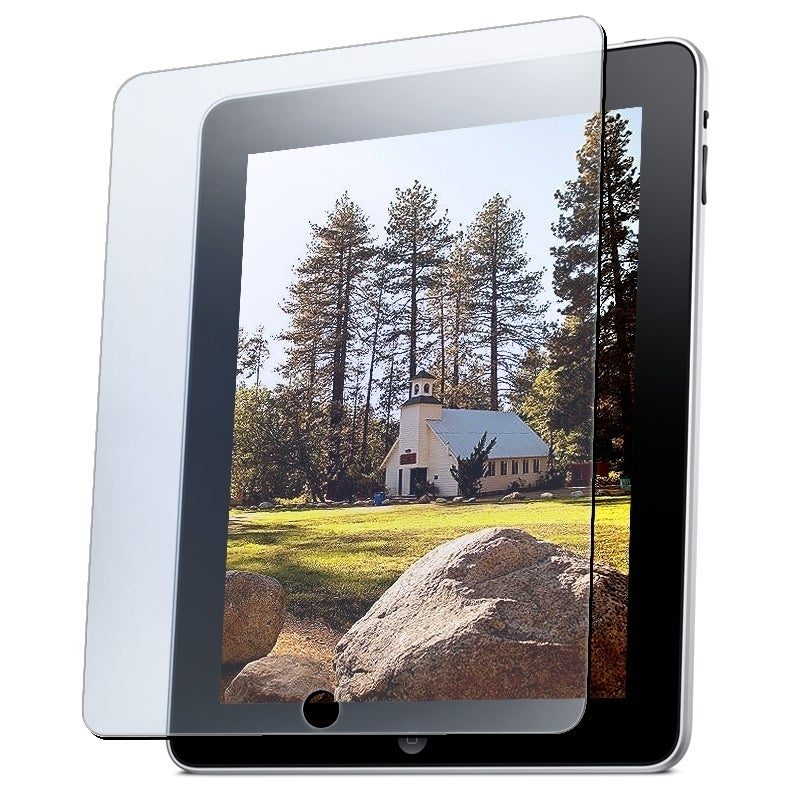 INSTEN Clear Screen Protector for Apple iPad 1