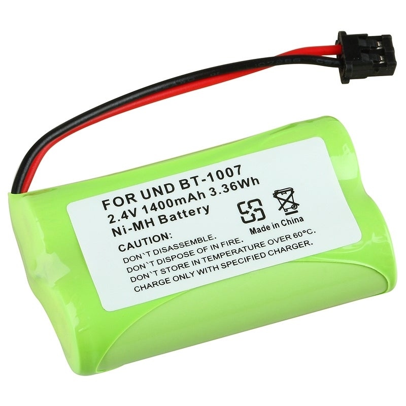 INSTEN Compatible Ni-MH Battery for Uniden BT-1007 Cordless Phone