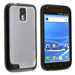 BasAcc Clear with Black TPU Case for Samsung Galaxy S II T-Mobile T989
