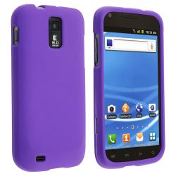 BasAcc Anti-Scratch Rubber-Coated Case for Samsung Galaxy S II T-Mobile T989