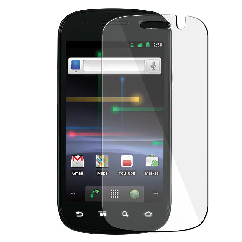 INSTEN Clear Screen Protector for Samsung Google Nexus S