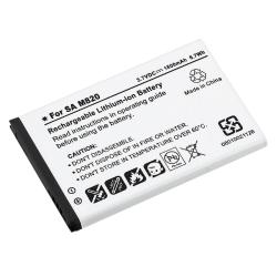 BasAcc Li-ion Battery for Samsung M820