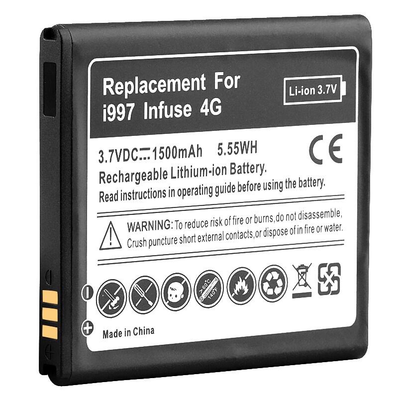 INSTEN Li-ion Battery for Samsung Infuse 4G i997
