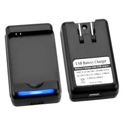 BasAcc Battery Desktop Charger for Samsung Infuse 4G i997