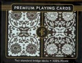 Acadian Tapestry Premium Playing Cards: Two Standard Bridge Decks - 100% Plastic (Cards)