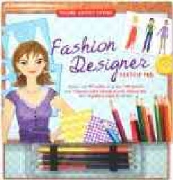 Fashion  Designer Sketch Pad (Hardcover)