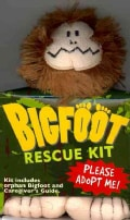 Bigfoot Rescue Kit