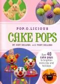 Pop.O.Licious Cake Pops (Spiral bound)