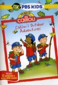 The Best Of Caillou: Caillou's Outdoor Adventures (DVD)