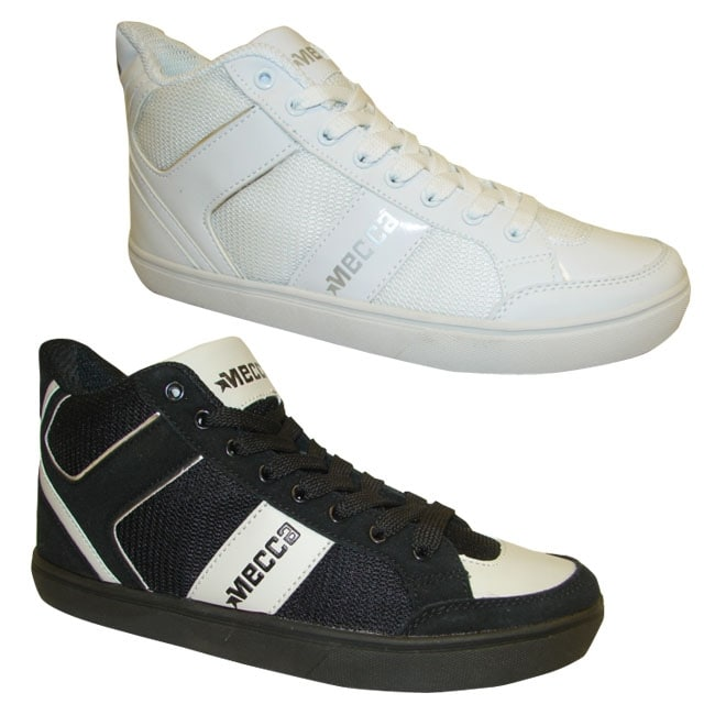 Mecca Men's Mid-top Sneakers