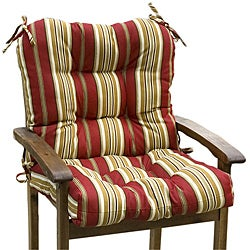 Palazzo Stripe Seat/ Back Combo Cushion