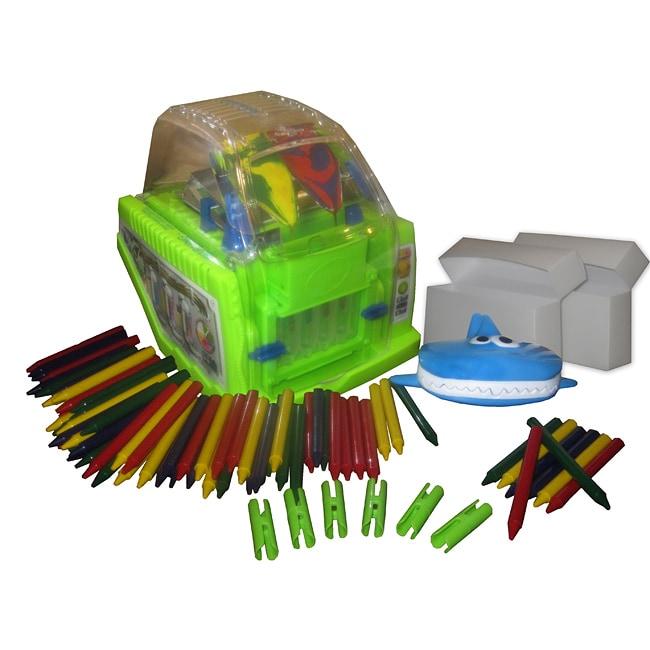 Crayola Arts-and-crafts Crayon Maker with 71 Extra Bonus Pieces