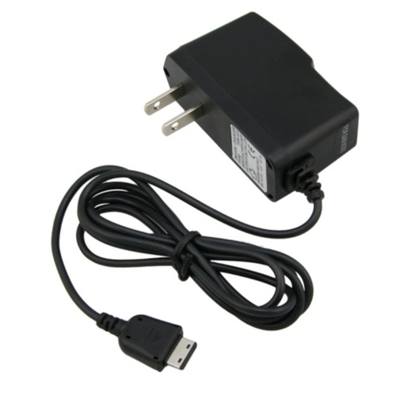 INSTEN Black LED Light Travel Charger for Samsung SPH M300 Cell Phone