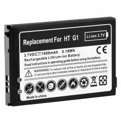BasAcc  Li-lon Battery for HTC G1 Google