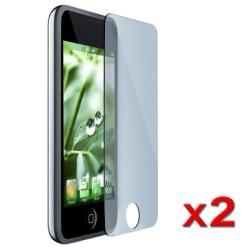 BasAcc 2 LCD Screen Protectors for iPod Touch, iTouch 2nd Gen