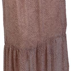 Journee Collection Juniors Sleeveless Chiffon Maxi Dress