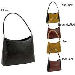 Dasein Faux Leather Single Strap Shoulder Bag