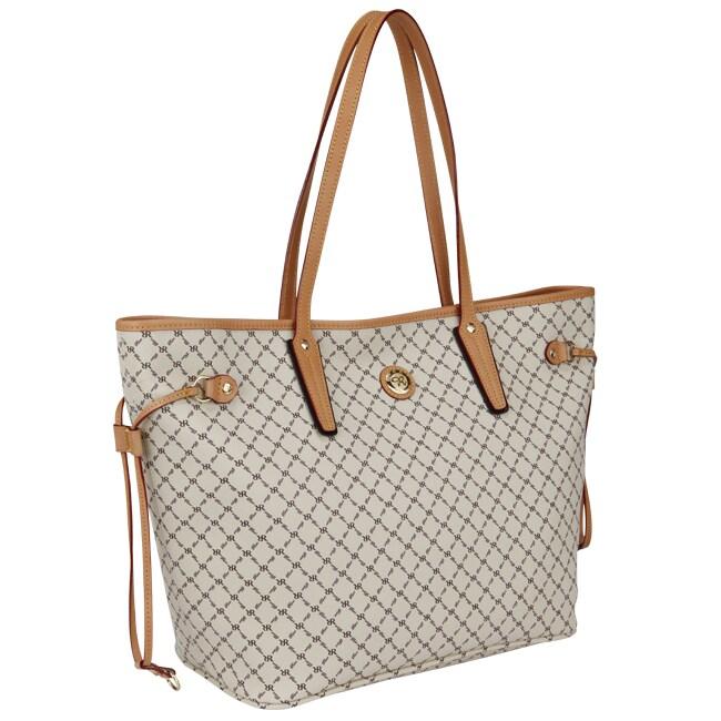 Rioni Women's Vanilla Medium Tote Bag