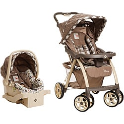 Disney Saunter Luxe Travel System in Sweet Silhouettes