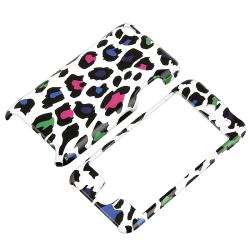BasAcc Colorful Leopard Case for Apple iPod Touch 4th Generation