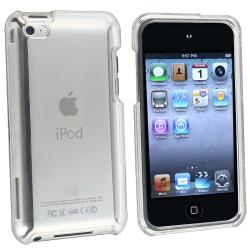 BasAcc Clear Snap-on Crystal Case for Apple iPod Touch 4th Generation
