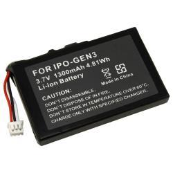 INSTEN Slim Li-Ion Battery for Apple iPod 3rd Generation