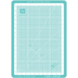 Prima Flowers Self-Healing Cutting Mat with Cutting Grids